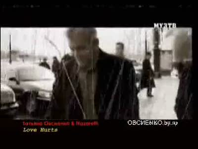 Татьяна Овсиенко & Nazareth - Love Hurts