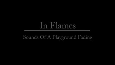 In Flames - Cover - Sounds Of A Playground Fading