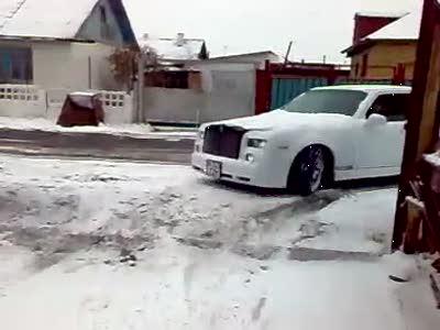Mercedes  w 124 tuning Rolls Roys  Fantom