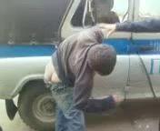 берегись машины с голубым огоньком