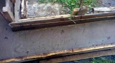 фундамент баня