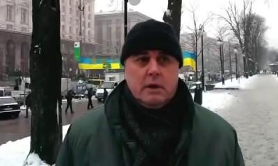 Лесь Подерв'янський про майдан