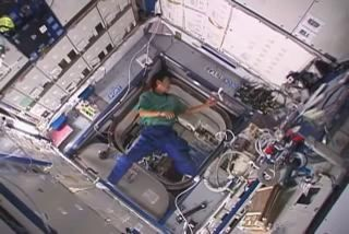 Бумеранг в космосе