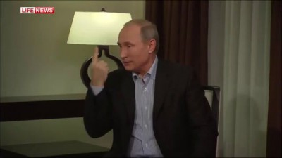 Путин о курсе рубля - немножко обесценился(упала стоимость)