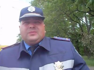 ГАИ. Чернигов. Встреча иностранцев к Евро 2012.