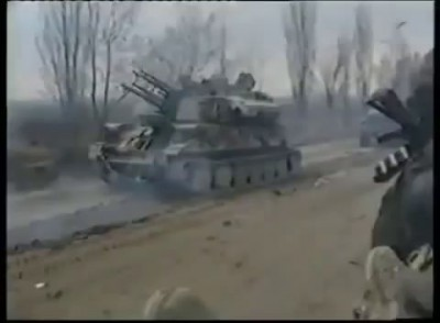 Чечня в огне, здесь не Афган