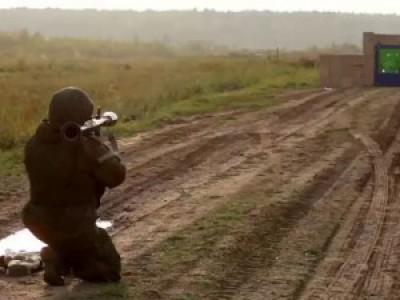 Бронестекло 400 мм против РПГ-7