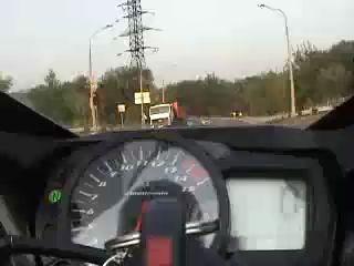 SUZUKI GSXR1000 k6 299km\h Elektronik
