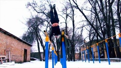 Пока на улице холодно: тренировка дома