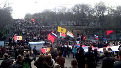 одесса митинг 13.04.14 2