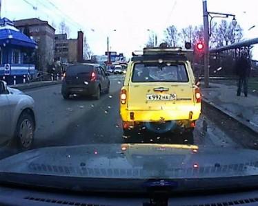 Новое такси в Томске