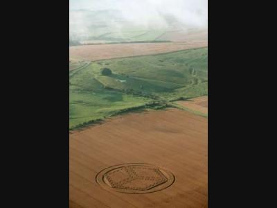 Круги на полях. Англия