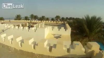 Паркур в Египте