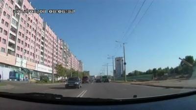 Московское свинство на минских дорогах.mov