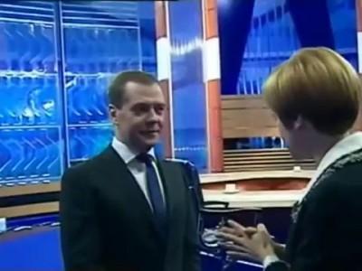 Медведев выдал гостайну - инопланетяне среди нас