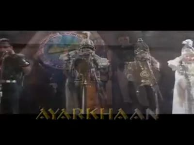 Ayarkhaan, presentation video