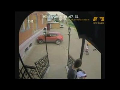 Горожане устроили самосуд над водителем грузовика
