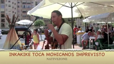Inkakike covers Mohicans