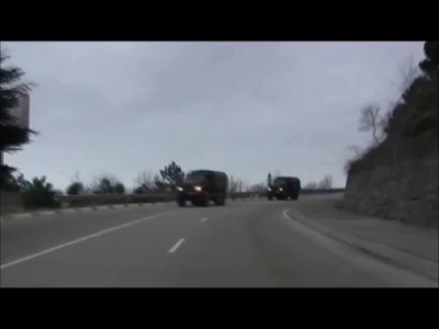 Ввод войск в Крым Армия уже в Крыму
