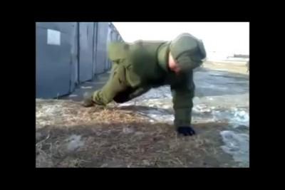 Армейские отжимания