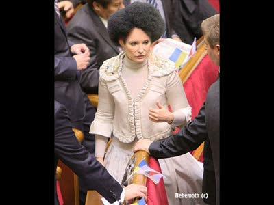 Прически Тимошенко