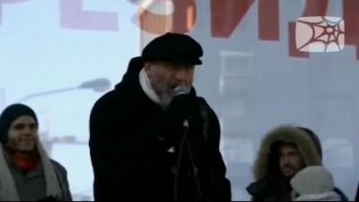 Выступление Максим Кац Новый Арбат 10 марта 2012