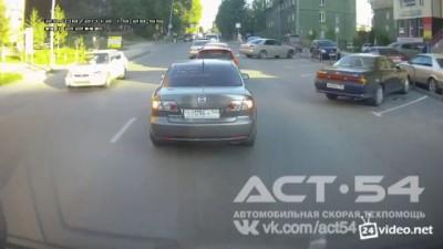Новосибирский Чак Норрис