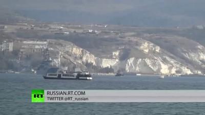 Бунт на корабле: украинские моряки отказываются служить новым властям