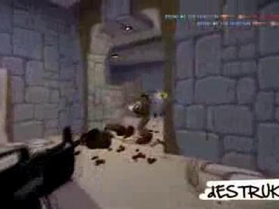 Игровое кино Counter-Strike