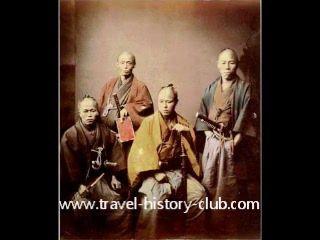 Япония ХIХ века в цвете.