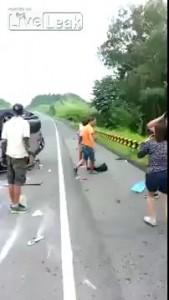 ДТП на Филиппинах