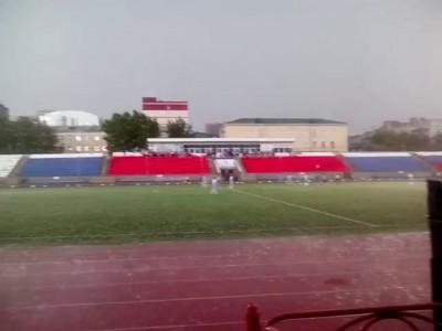 Матч Сибирь-Волгарь