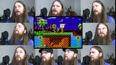 Sonic - Green Hill Zone Acapella