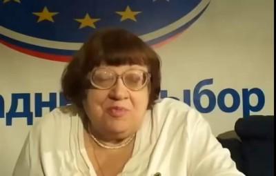 Новодворская призывает Яроша к кровопролитию