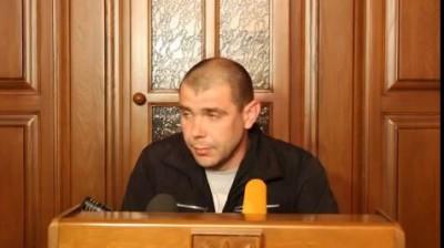 Пресс-конференция  по боям в Рубежном-Лисичанске
