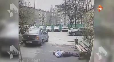 Зам прокурор московского района выбросился из окна
