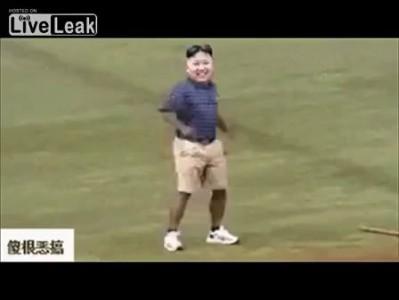 LiveLeak com North Korea furious over viral Chinese video that mocks Kim Jong un