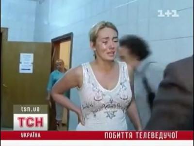 Наталью Розинскую избили