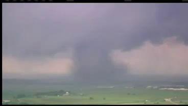 Time-Lapse Footage of 2013 Oklahoma City Tornado