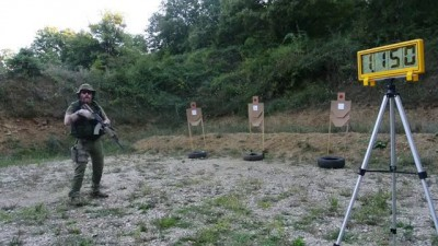 Lightning Fast AK47 | 3 Targets | 6 shots | 1.15 seconds!!