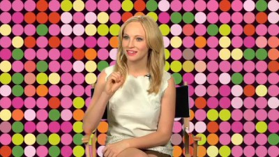 Candice Accola takes the EW Pop Culture Personality Test