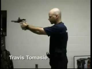 Быстрая перезарядка пистолета