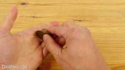 Батарейка из монет