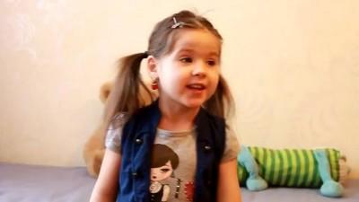 МИХАИЛ ЛЕРМОНТОВ: «БОРОДИНО» (Марина Павленко, 4 года)