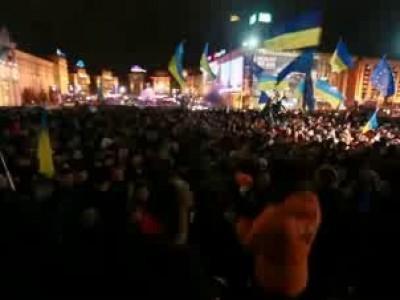 Лицо Майдана