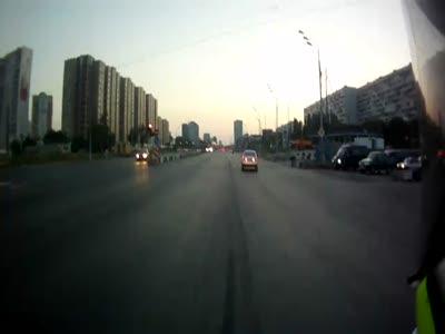 Взаимопомощь на дороге