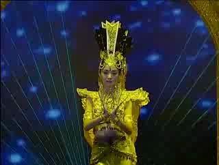 Прикольный китайский танец