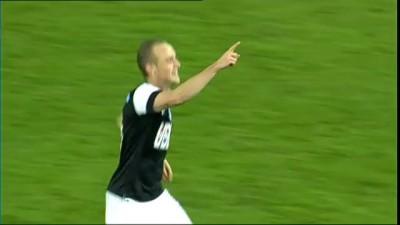 90'+1' Doelpunt Wesley Vanbelle, Sparta Rotterdam - FC Eindhoven, 2-2