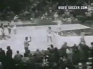 Победный бросок Александра Белова на Олимпиаде 1972 года