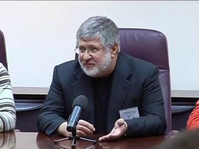 Первое видеоинтервью губернатора Днепропетровщины Игоря Коломойского (ЭКСКЛЮЗИВ)